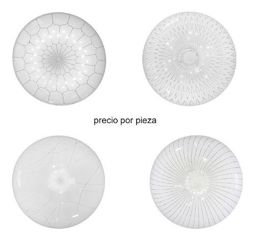 Lampara De Techo Led 18w Decorativa Led 1 Pieza Solaris
