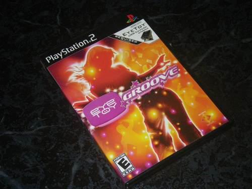 Longaniza Games * Ps2 Eye Toy: Groove................