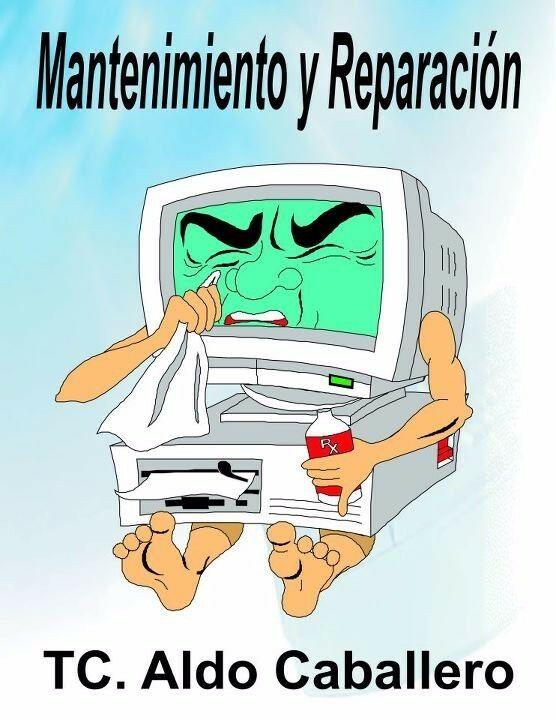 MANTENIMIENTO Y REPARACIÓN DE EQUIPOS DE COMPUTO