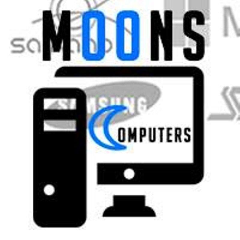 """Moons Computers """"El satélite de su empresa en servicios"""