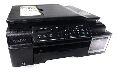 Multifuncional Brother Mfc T800 Sistema De Tinta Continua