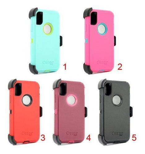Otterbox Protector Uso Rudo iPhone 6 6s 7 8 Plus Xs Max Xr