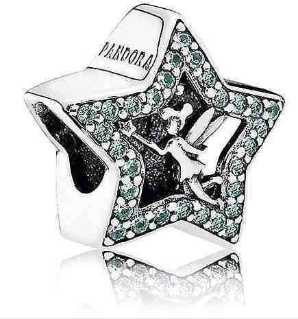 Pandora Charm Estrella De Campanita