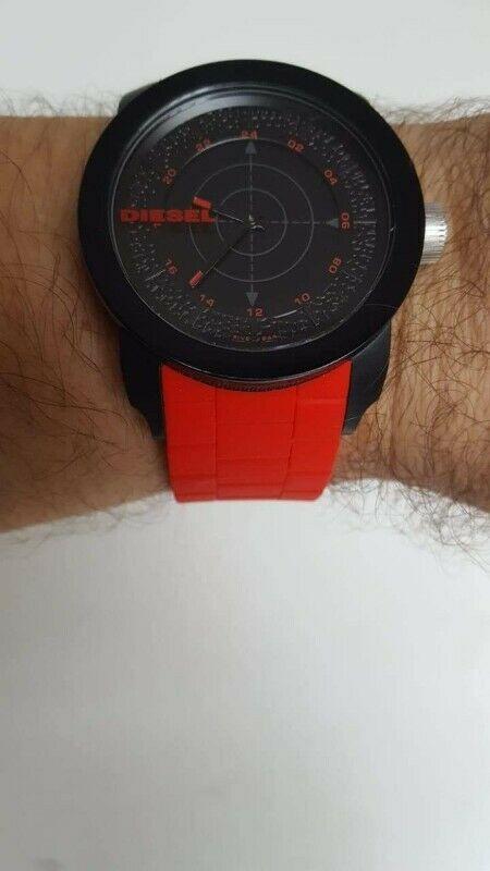 Reloj Diesel de Caballero Analógico con Mecanismo de Cuarzo