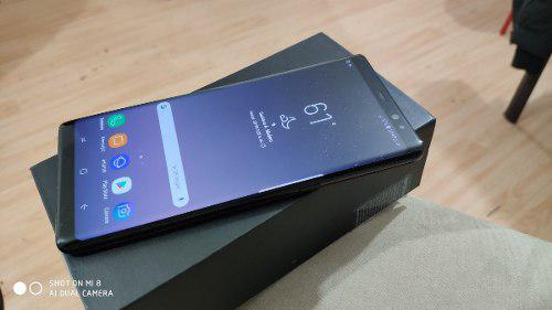 Remato Samsung Galaxy Note 8 Libre Telcel Lig Detalle Checal