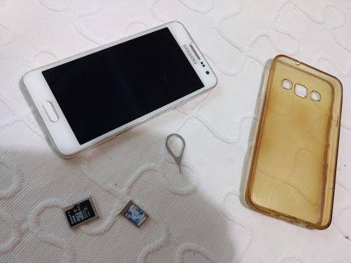 Samsung A3 1ra Gen. En Perfecto Estado Y Funcionando (metal)