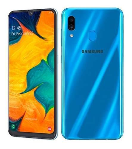 Samsung Galaxy A30 64gb 4gb Ram Dual Sim Original Sellado