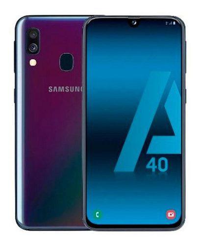 Samsung Galaxy A40 2019 64gb | 4gb Nuevo Sellado Libre Msi