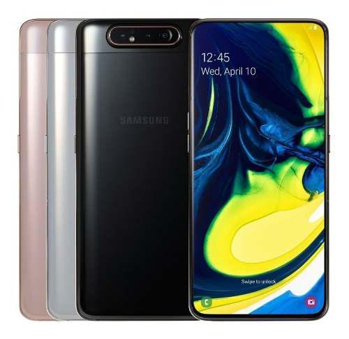 Samsung Galaxy A80 Dual Sim 128gb 3 Cámaras Giratorias Msi