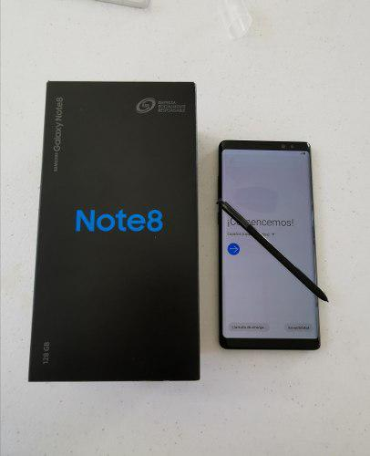 Samsung Galaxy Note 8 128gb No Clon No Mostrador