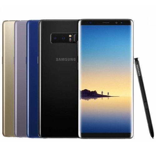 Samsung Galaxy Note 8 64 Gb Dual Sim Nuevo Sellado Msi