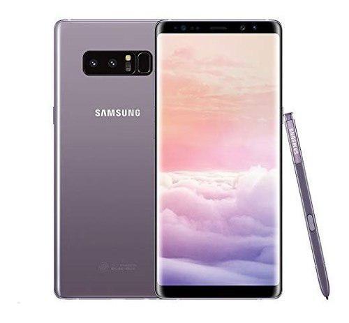 Samsung Galaxy Note 8 64 Gb Orchid Gray Reacondicionado
