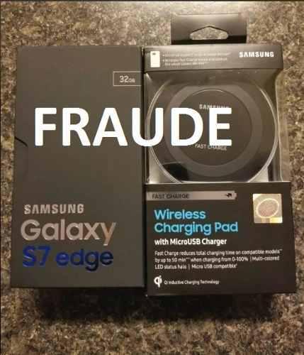 Samsung Galaxy S7 Edge Nuevo Sellado Libre Originales
