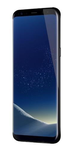 Samsung Galaxy S8 + 64 Gb Negro Nuevo Importación Mariscal