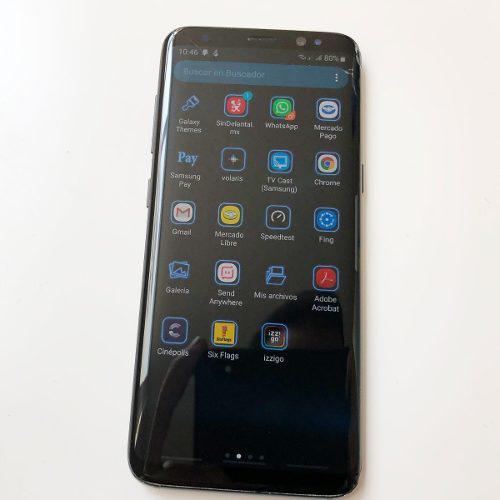 Samsung Galaxy S8 64gb Desbloqueado Libre De Fabrica Oferta