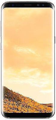 Samsung Galaxy S8 G950f/ds Arce Oro Dual Sim 64gb Factory Un