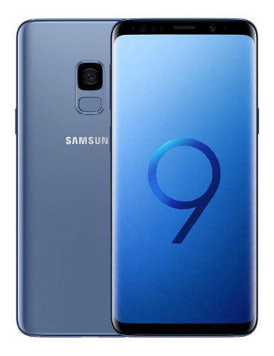 Samsung Galaxy S9 256gb G960fd Dual Sim 4g Lte 12mpx Libre