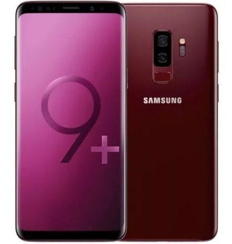 Samsung Galaxy S9 Plus 128gb 6gb Ram Dual Sim Doble Camara