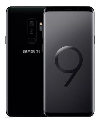 Samsung Galaxy S9 Plus 64gb 6gb Ram 6.2 Pulg 12mpx + 8mpx
