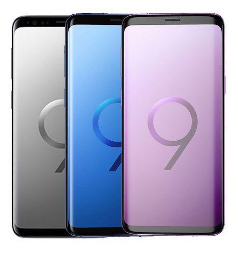 Samsung Galaxy S9+ Plus Dual Sim 128gb Meses Sin Intereses