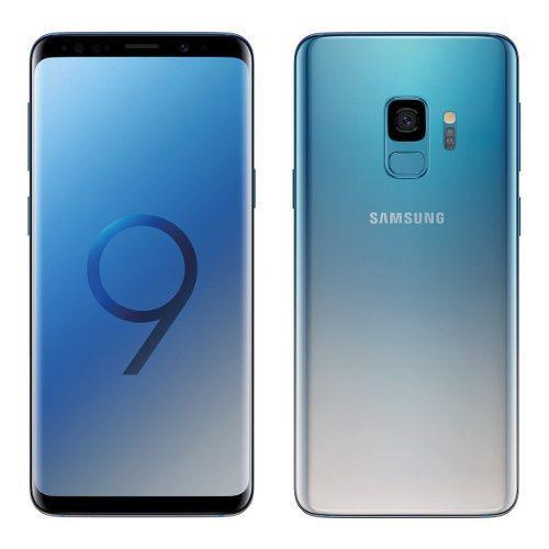 Samsung Galaxy S9 / Polaris Blue / Dual Sim 64 Gb / Sm-g960f