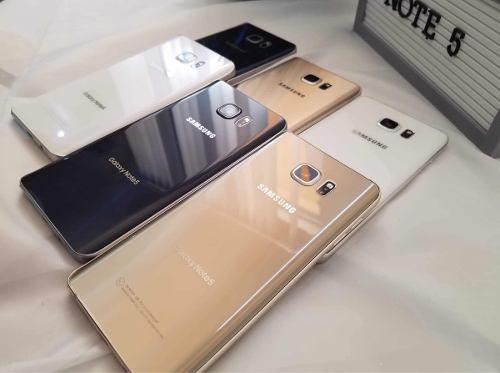 Samsung Note 5 Libre Cualquier Compañía Seminuevo Baratos