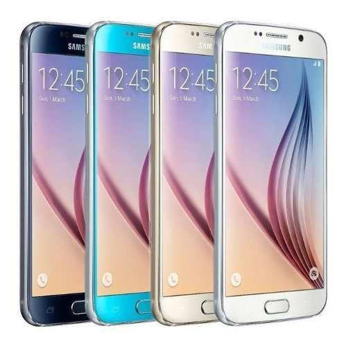Samsung S6 32 Gb Nuevo Acces Orig Con Garantía Envio