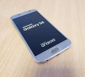 Samsung S6 32gb Libre Cualquier Compañía Usado Barato