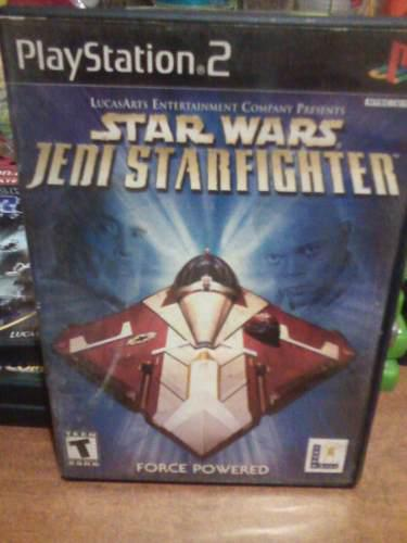 Star Wars Jedi Fighter Juego Play2