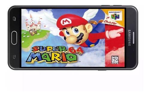 Super Mario 64 De Nintendo 64 Para Android