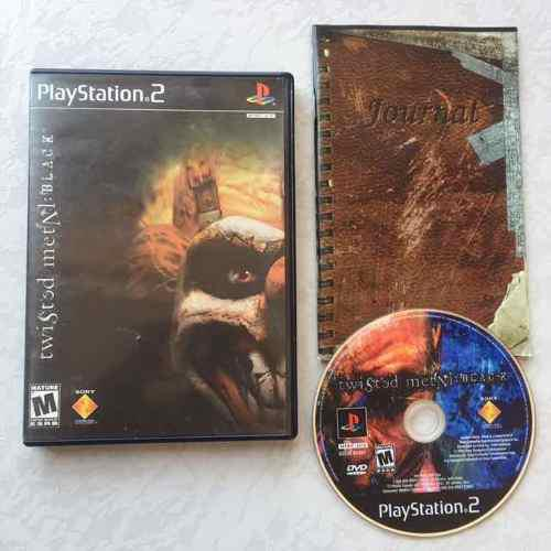 Twisted Metal Black Juegazo Completo Para Tu Ps2 Chécalo