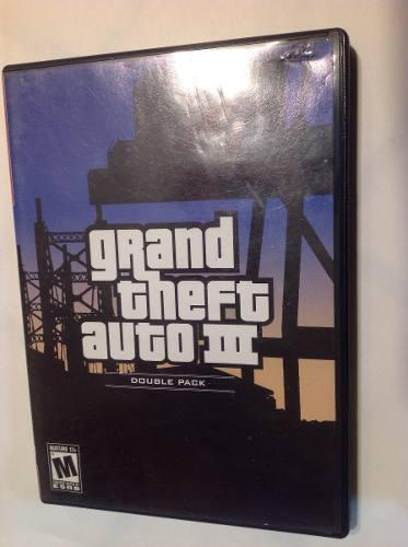 Video Juego Play Station Ps2 Grand Theft Auto 3 Lll Kzr