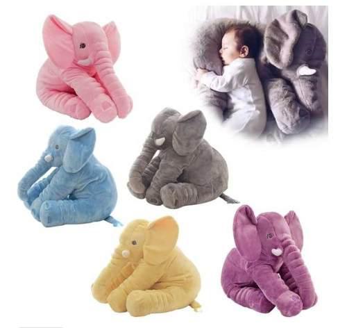 Almohada De Elefante Para Bebé 70 Cm Babynova Manta