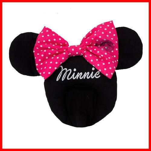 Almohada De Osito Soporte Para Bebe Minnie Chiquimundo