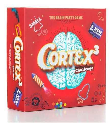 Cortex 3 Juego De Mesa Razonamiento Sentidos Cartas Asmodee