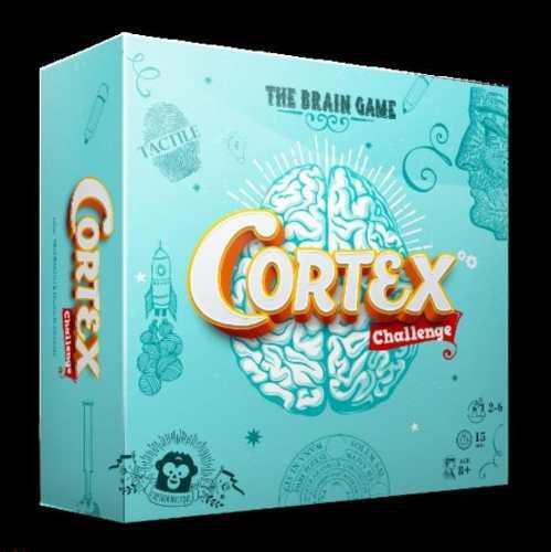 Cortex Challenge Juego De Mesa Razonamiento Cartas Asmodee