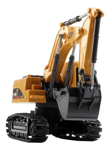 Excavadora Rc A Control Remoto Mini ch Recargable