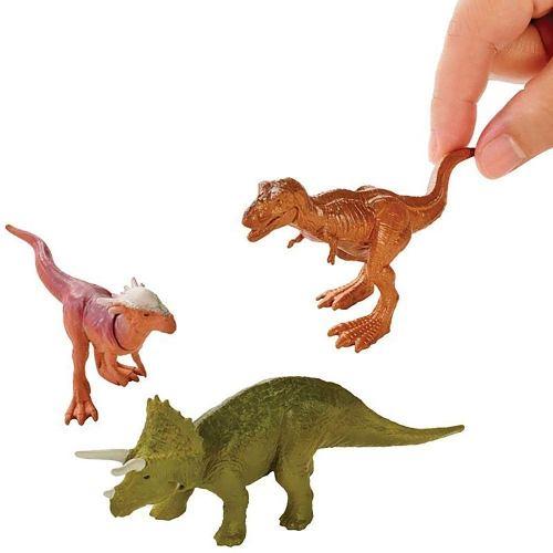 Figuras Mini Dinos Jurassic World Dinosaurios Juguetes C/u