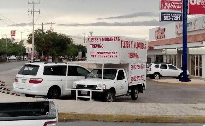 Fletes y mudanzas en cancun