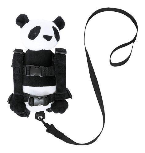Goldbug 2en1 Arnés De Seguridad Para Niños Y Mochila Panda
