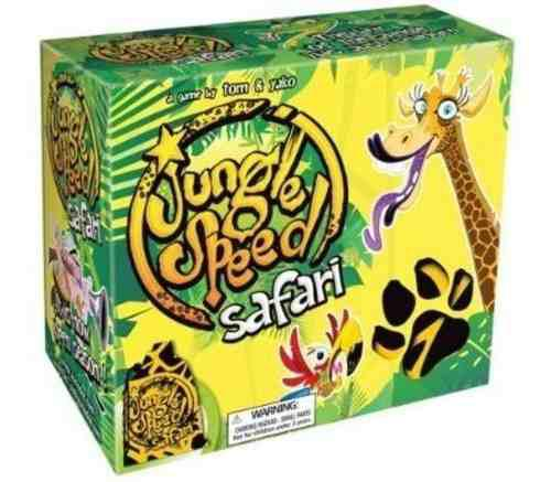 Jungle Speed Safari Juego De Mesa