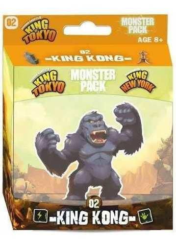 King Of Tokyo King Kong Monster Pack Expansión - En