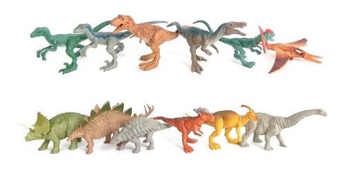 Mini Dinos Jurassic World Dinosaurios Juguetes C/u Nuevos
