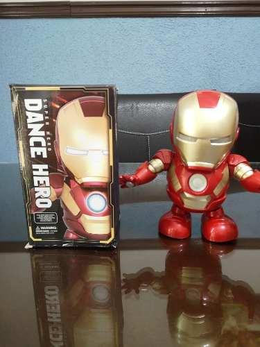 Muñeco Bailarín Iron Man Juguete