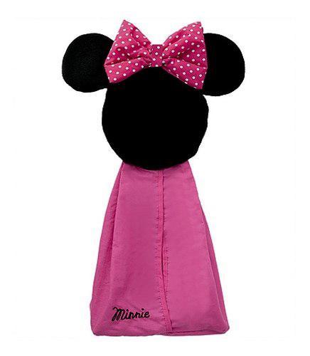 Porta Pañales Organizador Para Recamara Bebe Minnie Disney