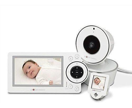 Proyecto Nursery Video De 4.3 X26quot Monitor De Bebe Siste