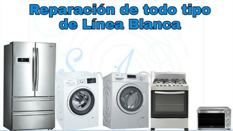 REPARACION DE LINEA BLANCA 16
