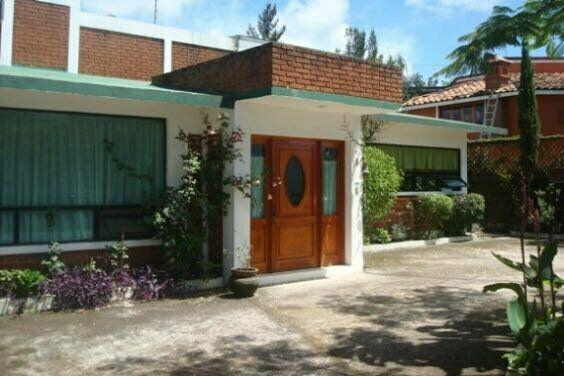 Renta o Venta de casa de 3 recamaras y jardin en TRES PASOS