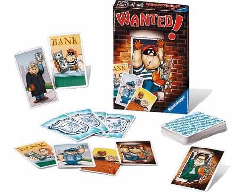 Se Busca Wanted ! Ravensburger Mini Compacto Viaje Agilidad