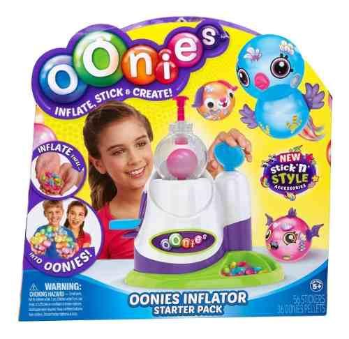 Shopkins Oonies S3 Inflador Starter Pack De Juguete Para